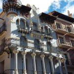 El modernismo en Teruel