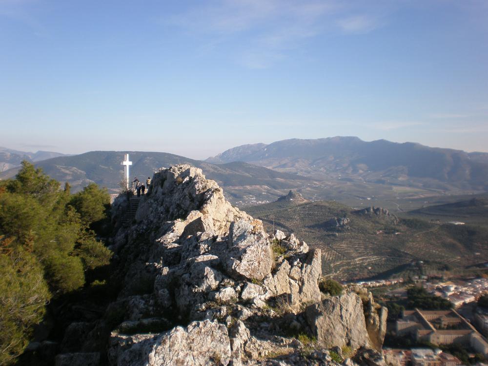 Monte del Castillo del Jaén