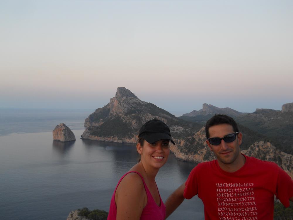 Atardecer en Mallorca