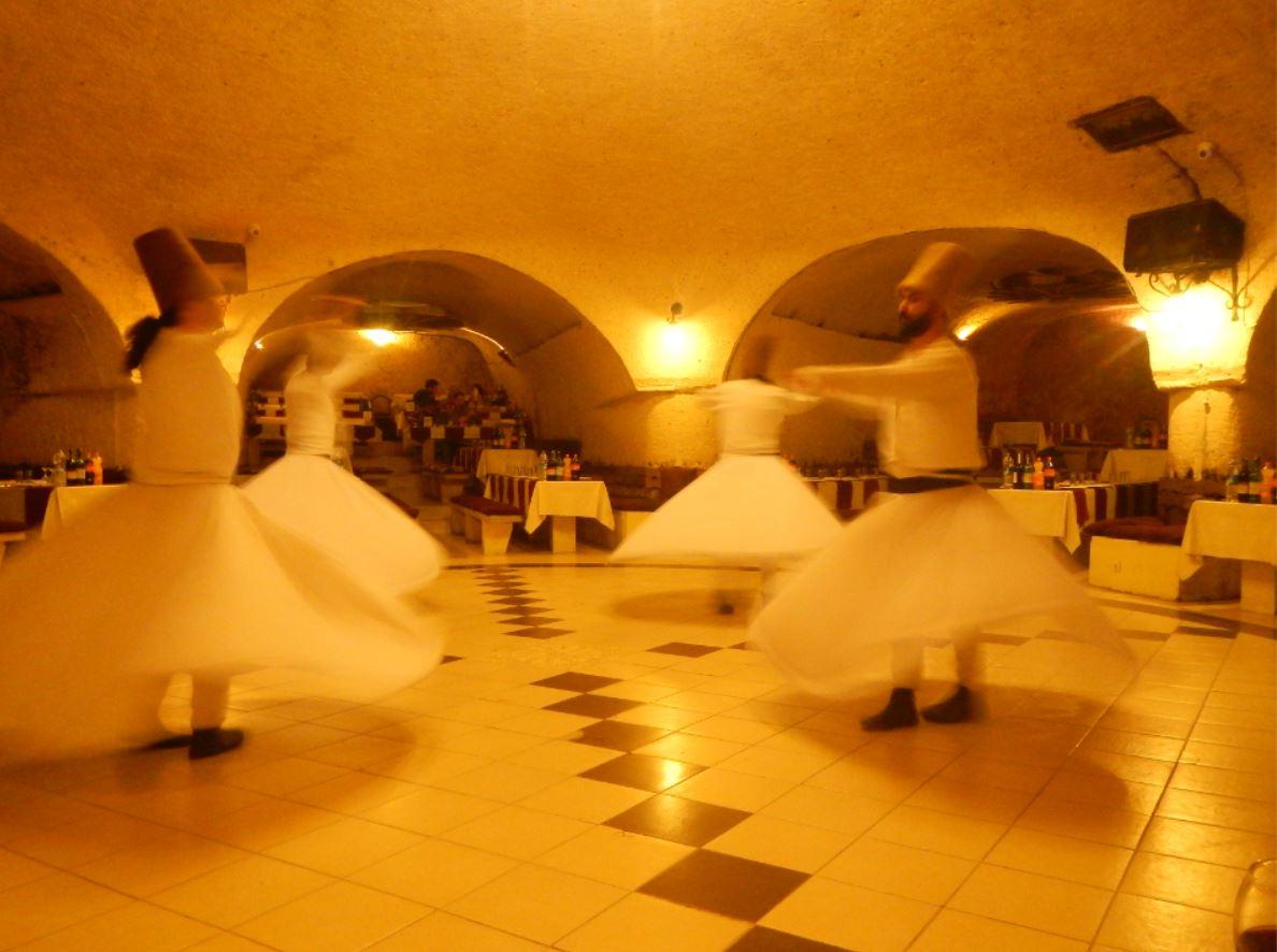 Danza de los Derviches