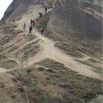 Trekking por Capadocia