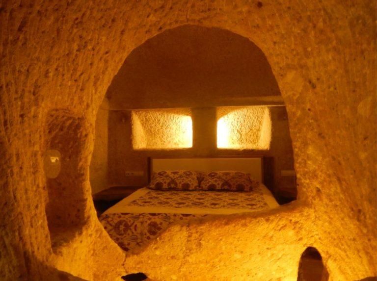 Hotel en Capadocia
