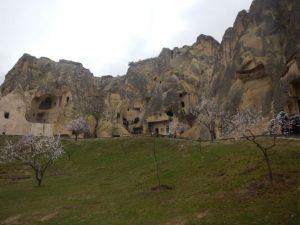 Tuneles de Capadocia