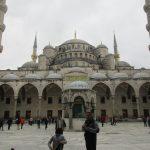 Mezquita en Estambul