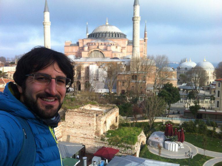 JP en Estambull
