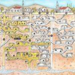 Mapa ciudad subterrnea
