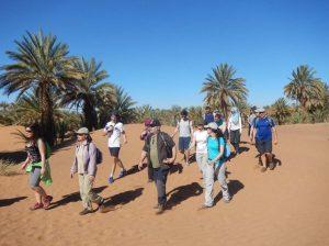 Trekking por Marruecos