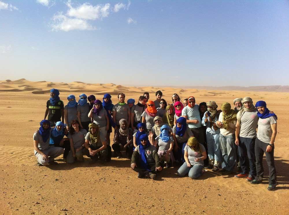 II Expedicion a Marruecos