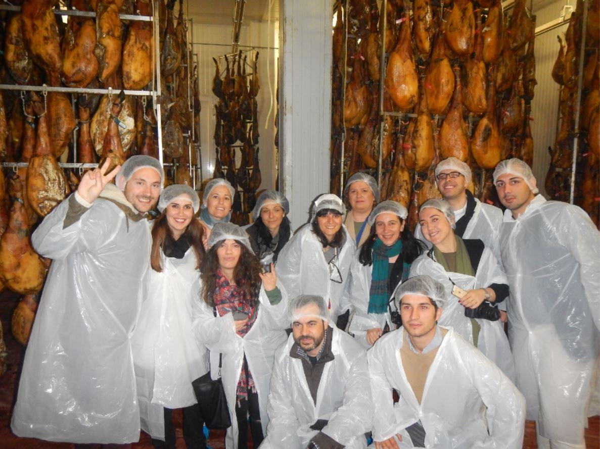 Blogueros en Jerez de los Caballeros