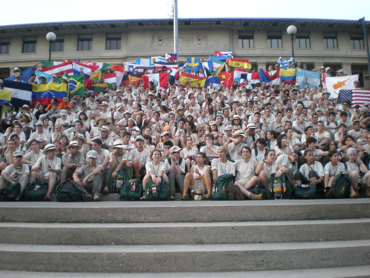 Expedicionarios Ruta Quetzal 2008