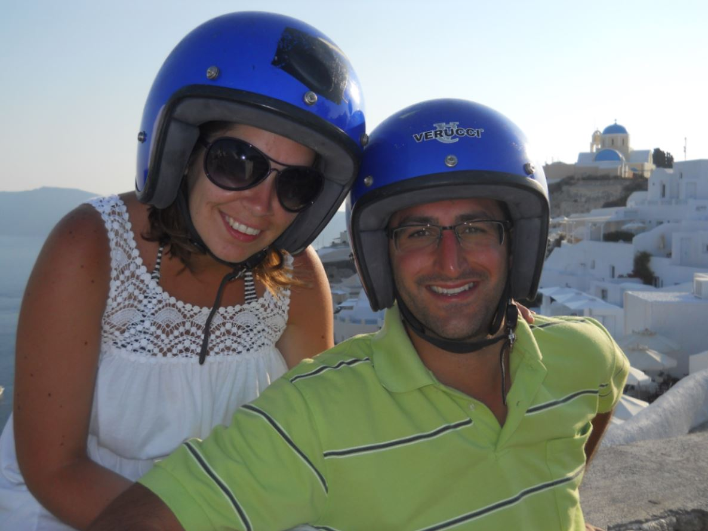 Ruta por las Islas Griegas