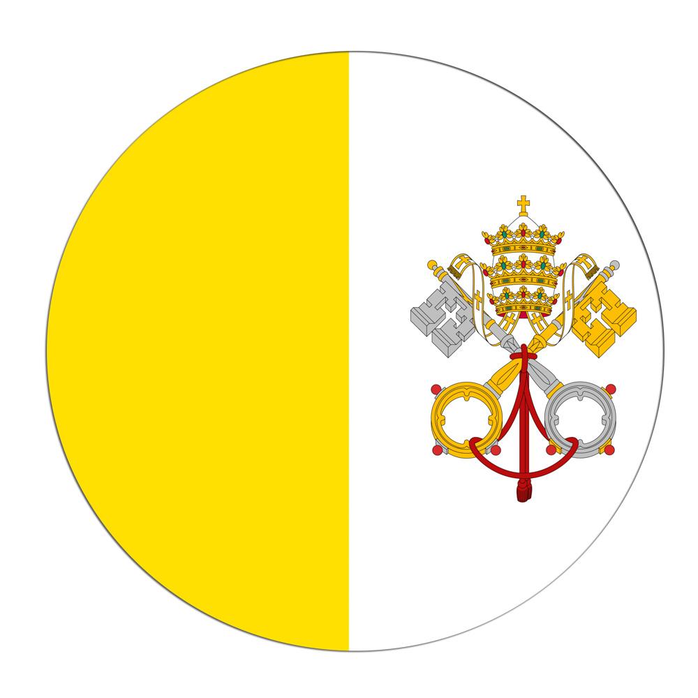 Bandera Ciudad del Vaticano