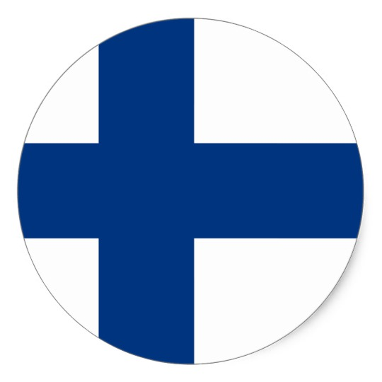 Bandera Finlandia