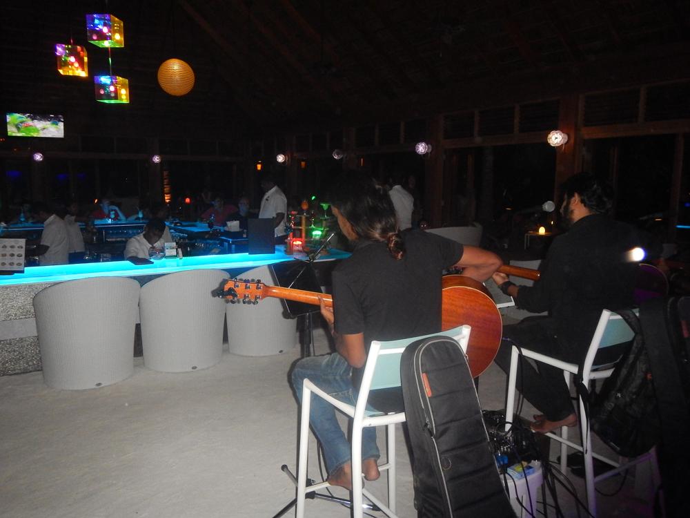 Ambiente en Maldivas