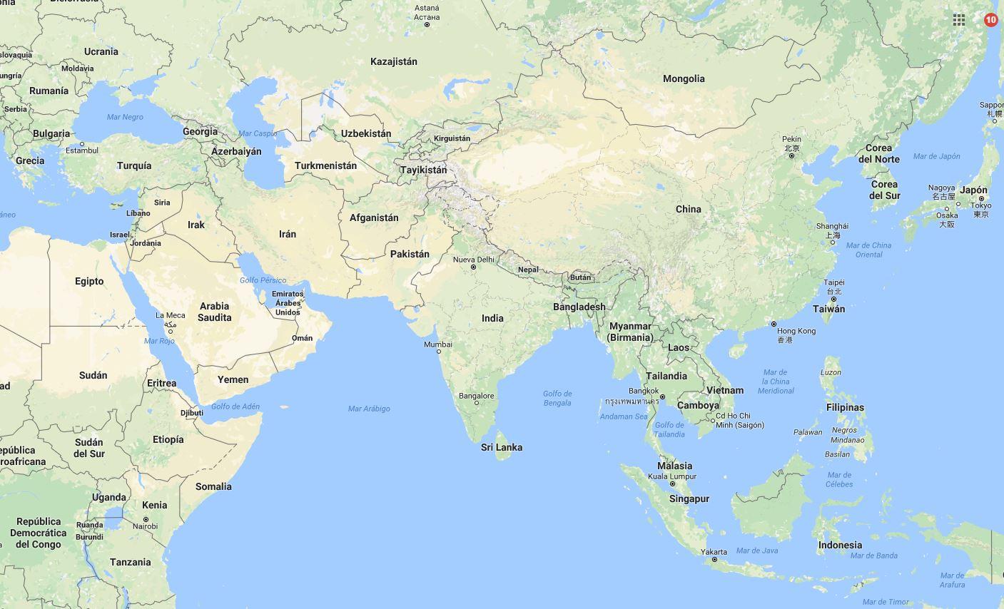Información India