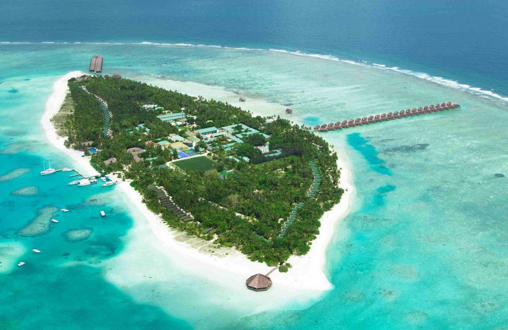 Meruu en Maldivas