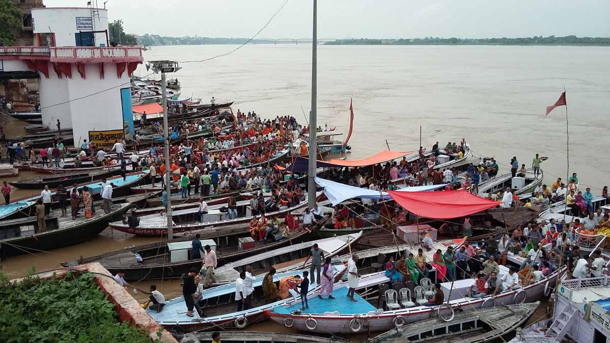 Benares, India