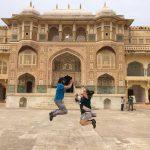 Nosotros en Jaipur