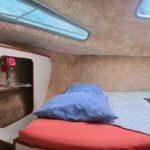 Dormitorio crucero fluvial