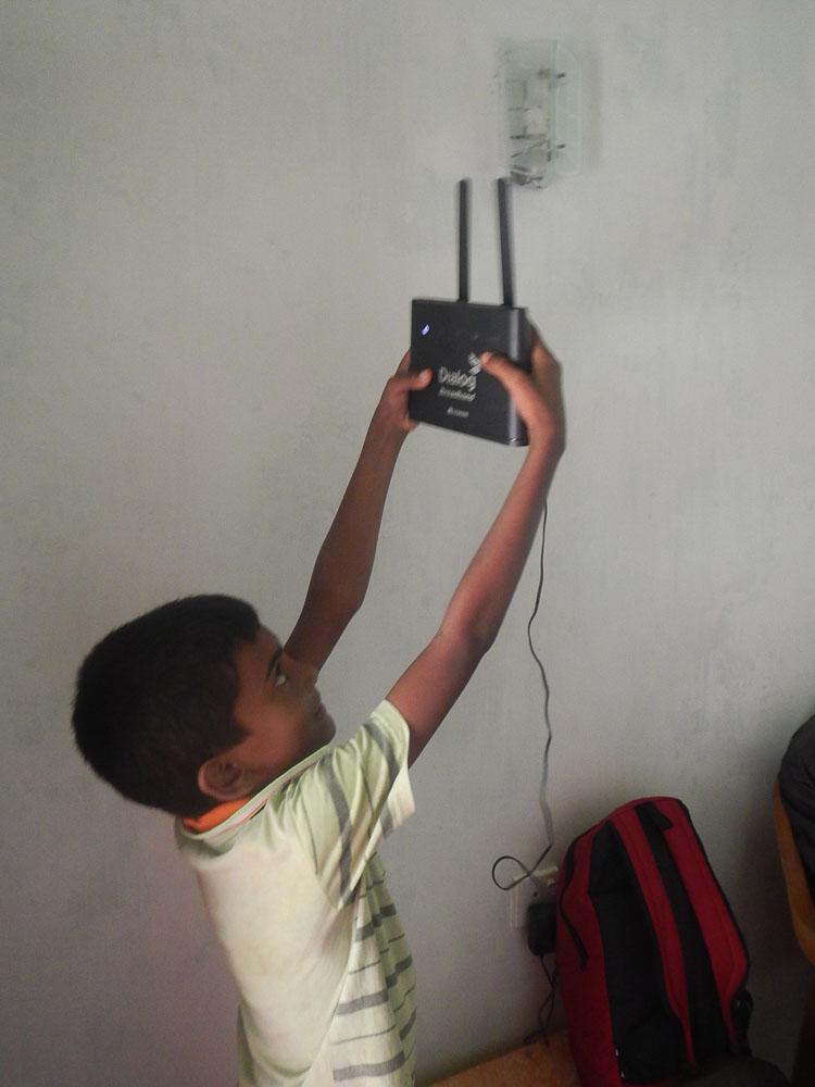 Wifi en Sri Lanka