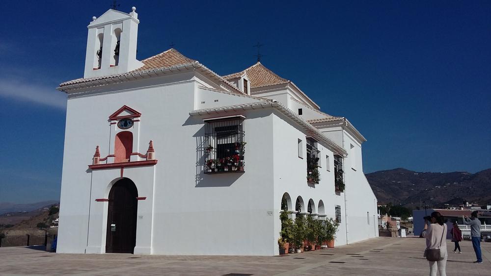 Ermita de la Virgen de los Remedios de Velez Malaga