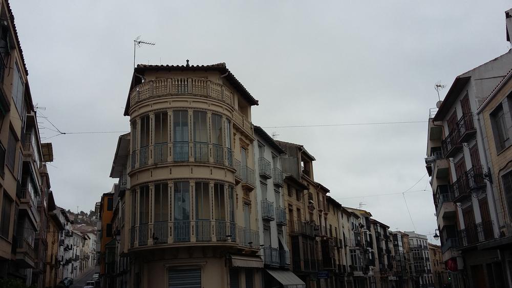Edificios modernistasen Alcala la Real