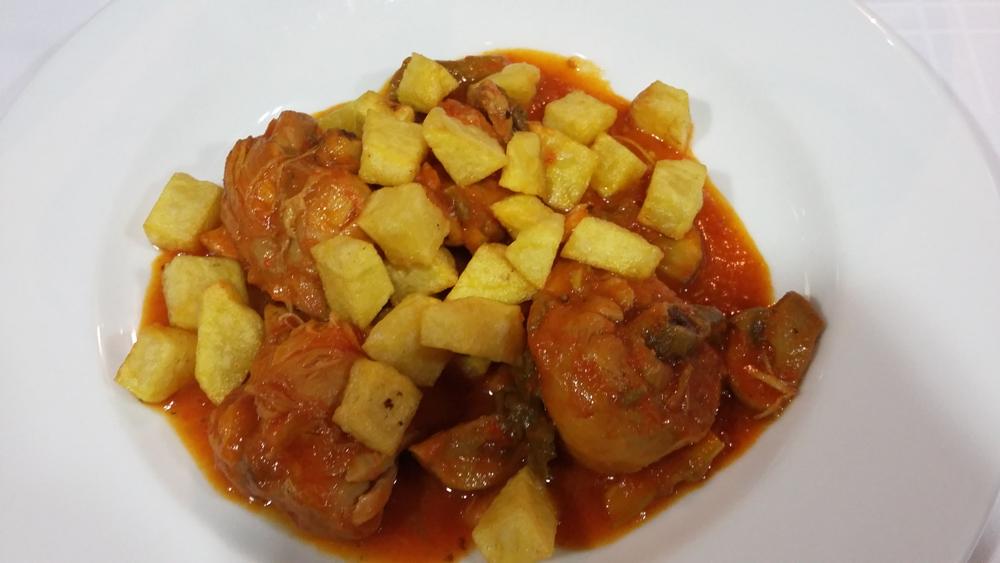 Gastronomia en Alcalá La Real
