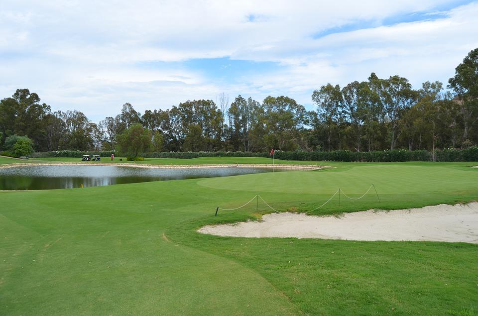 Campos de golf de Marbella