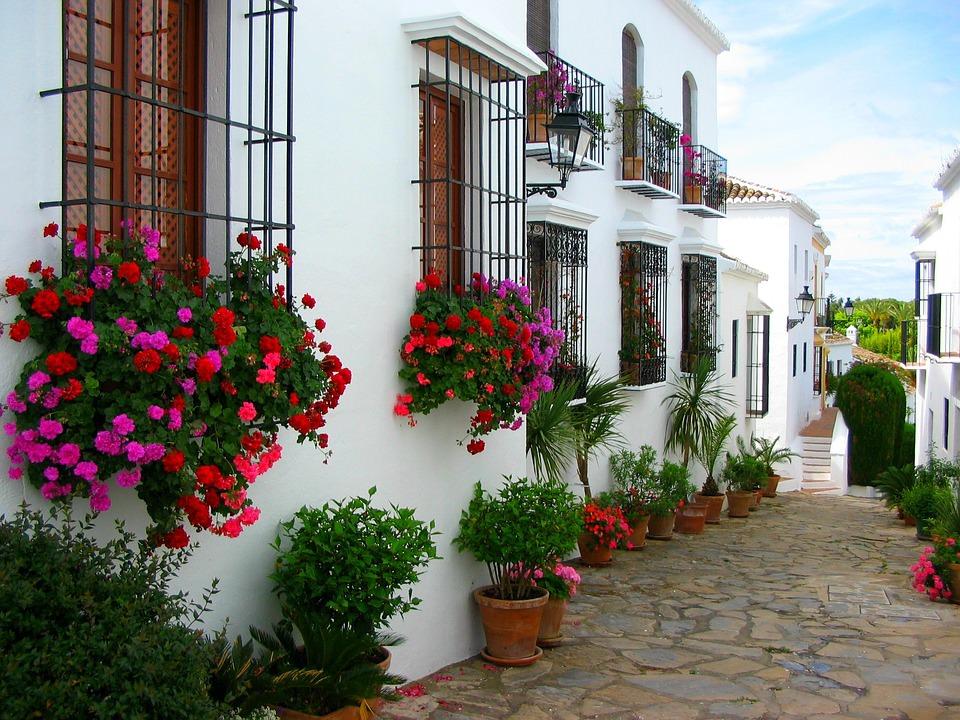 Centro historico de marbella