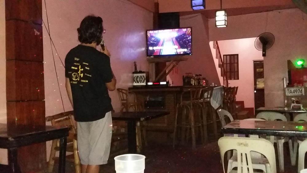 Karaoke en Filipinas