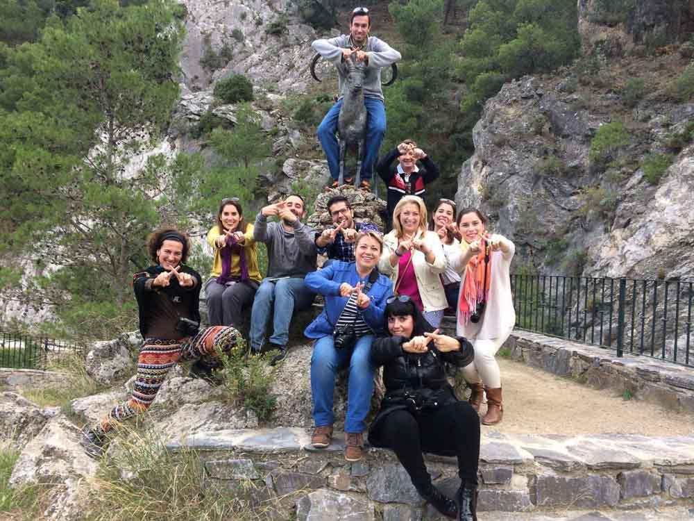 Compis de Andalucía Travel Bloggers