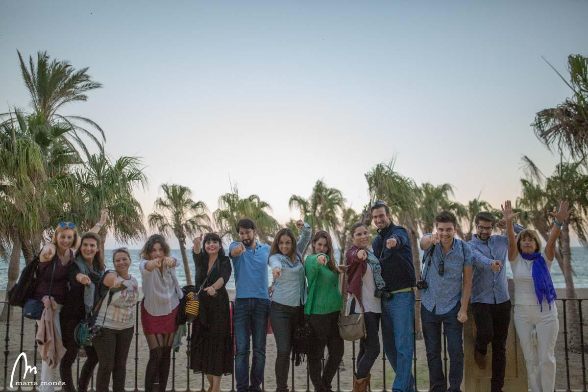 Blogueros en Marbella