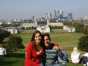 Vistas a Londres