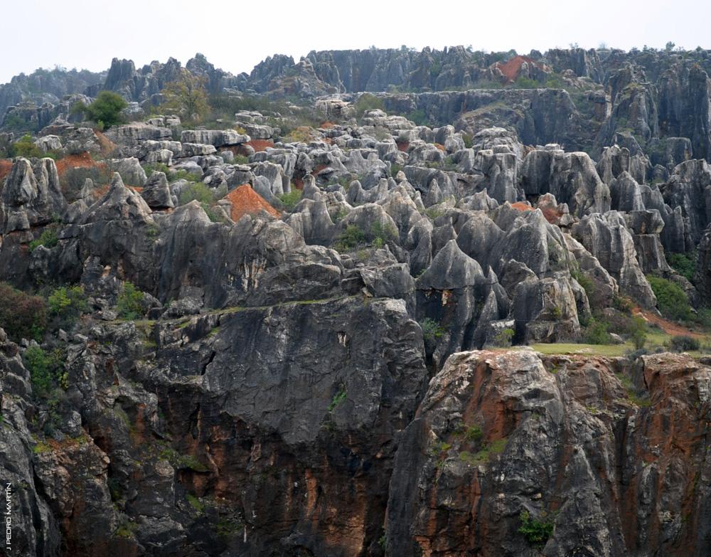 Cerro del Hierro, Constantina
