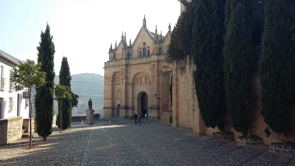 Que visitar en Antequera