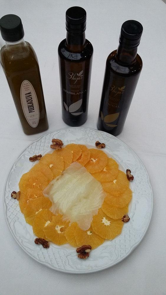 Desayuno tipico en Lucena