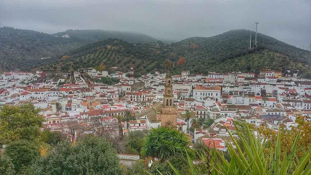 Pueblos de la Sierra Norte de Sevilla