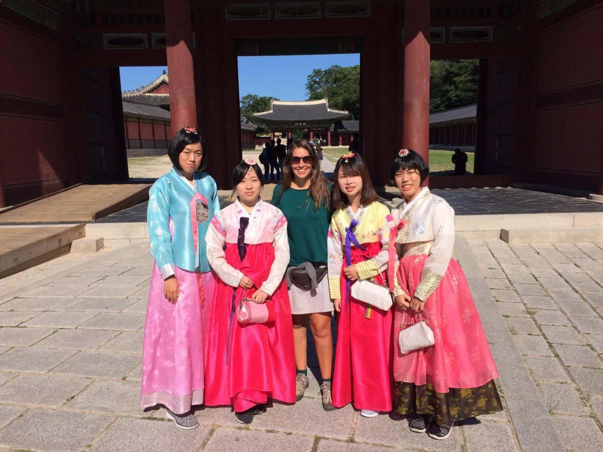 Viajar a Seul
