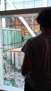 Vistas a Seul