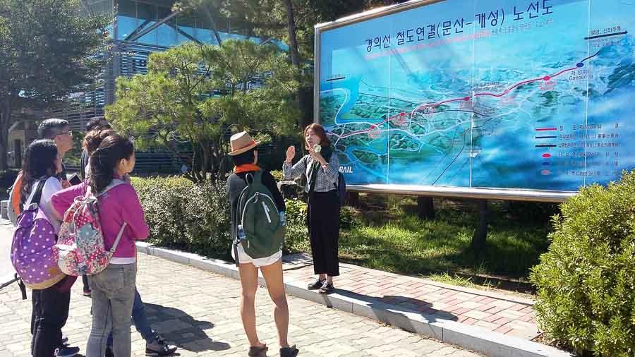 Tour frontera de Corea del Norte y Corea del Sur