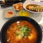 Sopas en Seul