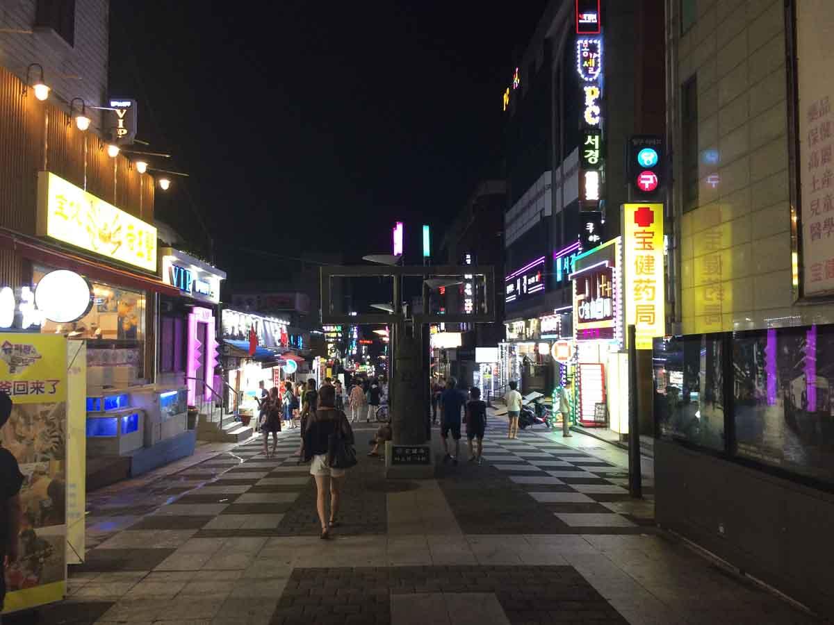Que ver en la isla de Jeju