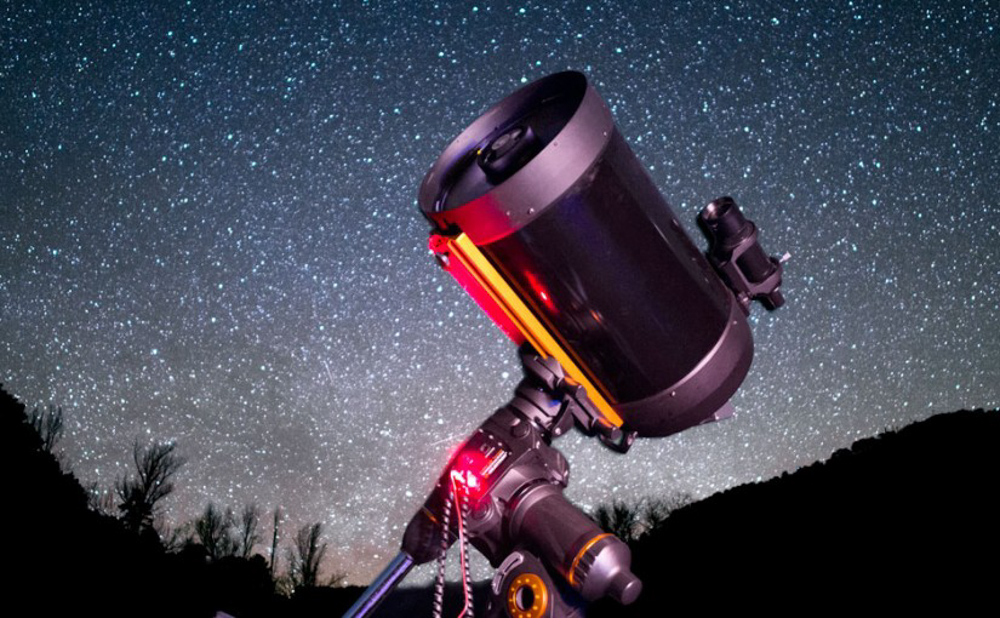 Astroturismo en Jaen