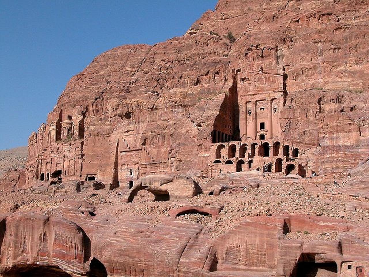 Expedición Jordania