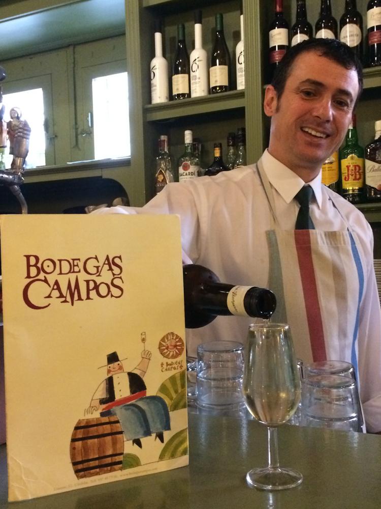 Bares de Córdoba: Bodegas Campos