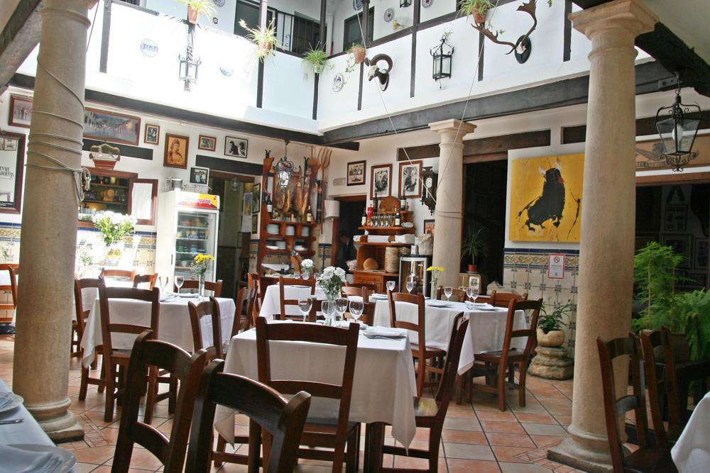 Bares de Córdoba: Taberna Beatillas