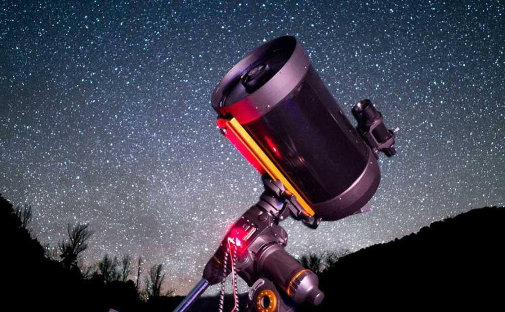 Turismo astronómico en Jaén