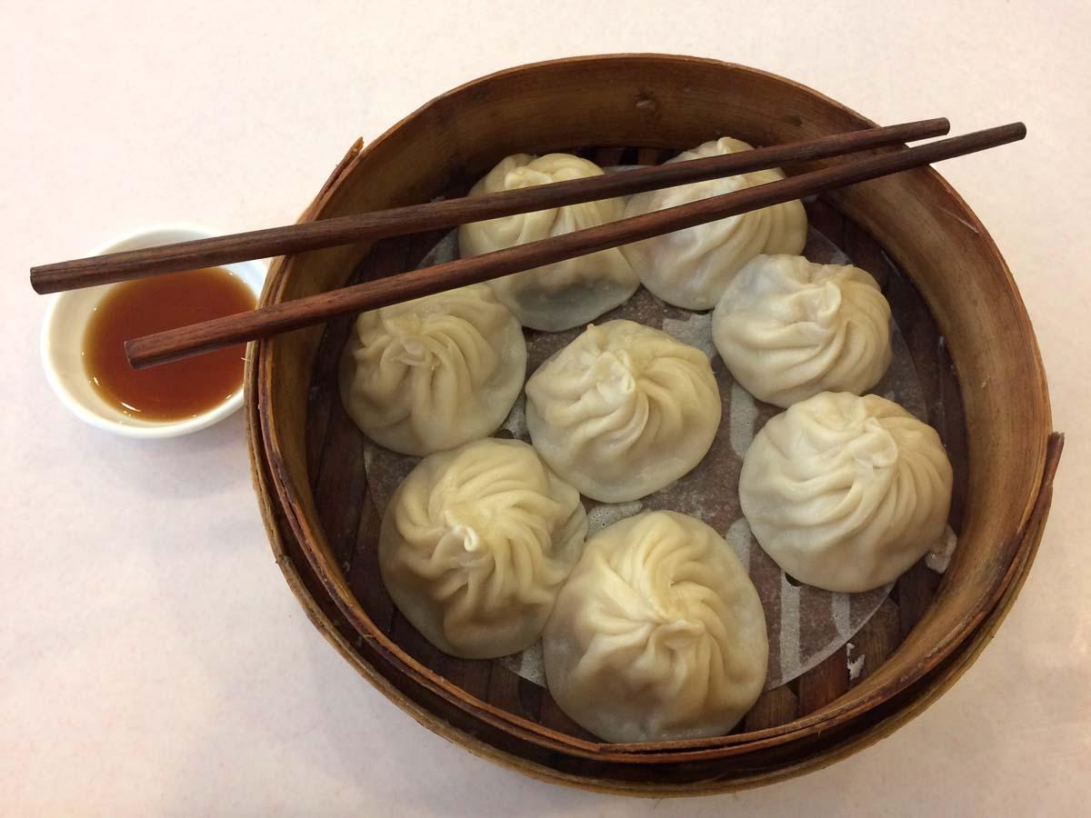 Gastronomia en Shanghai