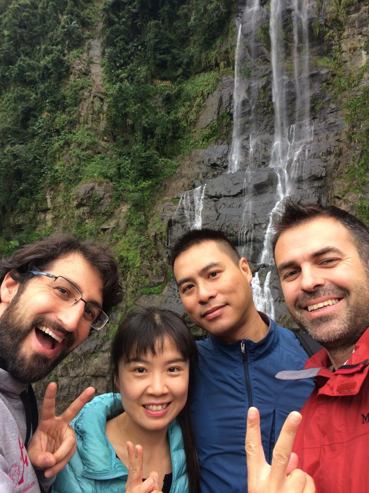 Amigos taiwaneses