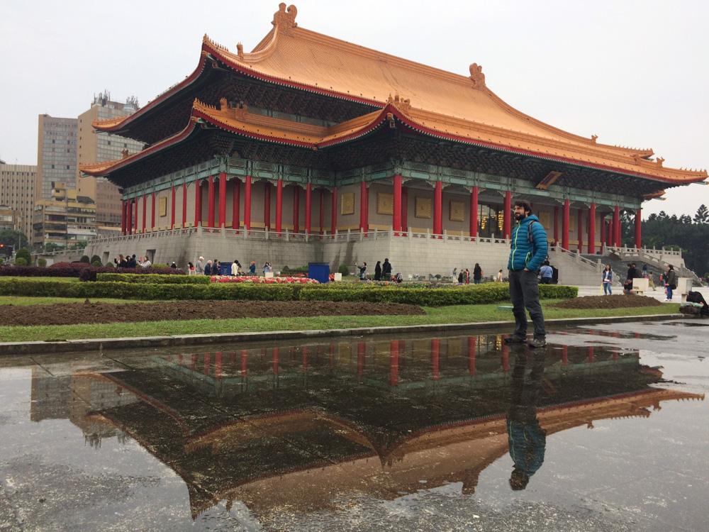 Templo en Taipei